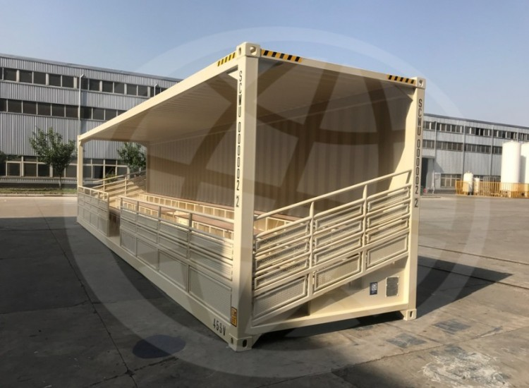 40' HIGH CUBE STADIUM CONTAINER - CPI Group CPI Group